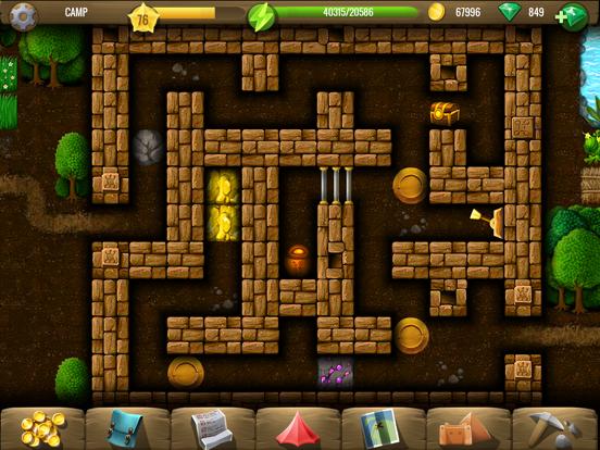 Diggy's Adventure: Puzzels iPad app afbeelding 6