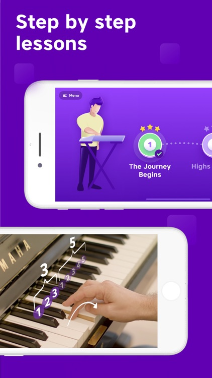 Piano Academy by Yokee Music screenshot-4