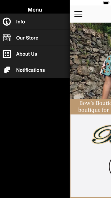 Bows Boutique screenshot 2