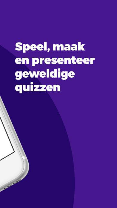 Kahoot! – Quizzen spelen en