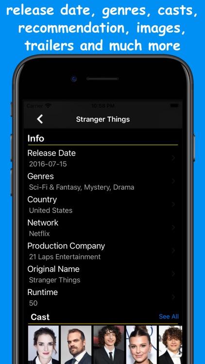 Movies Box & TV Show screenshot-5