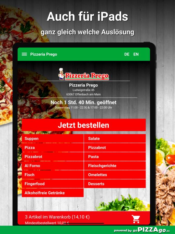 Prego Offenbach am Main screenshot 7