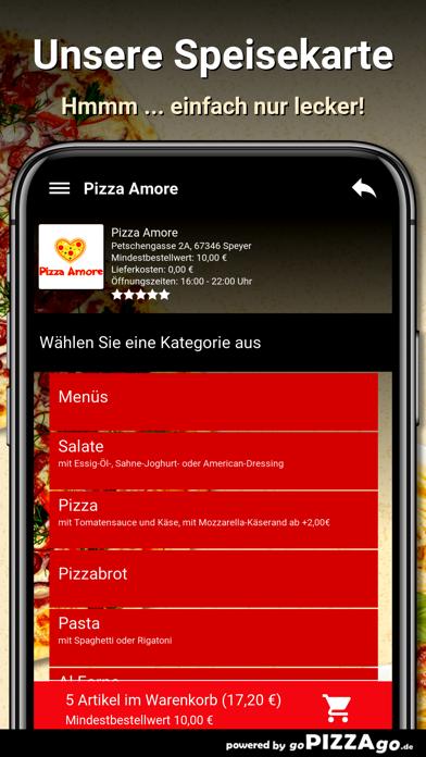 Pizza Amore Speyer screenshot 5
