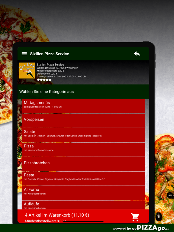 Eatn Joy Winnenden screenshot 8