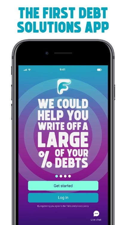 Freeze Debt: Solution & Advice screenshot-8