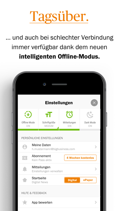 Handelsblatt - Nachrichtenのおすすめ画像5