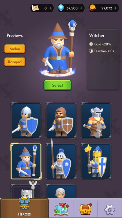 Puzzle Battle: The Hunterのおすすめ画像6