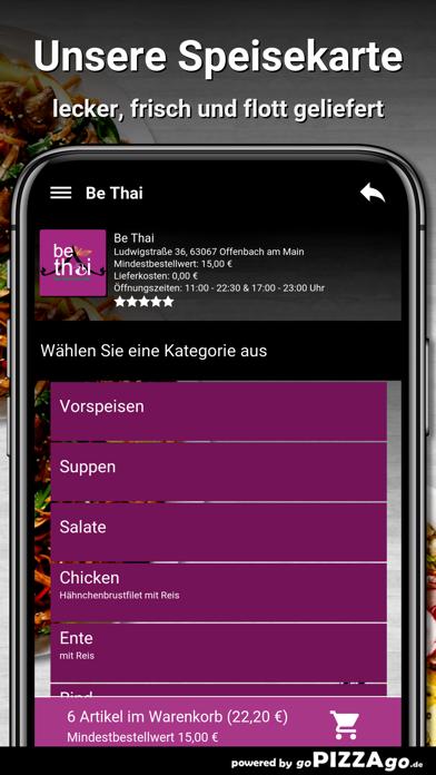 Be Thai Offenbach am Main screenshot 4