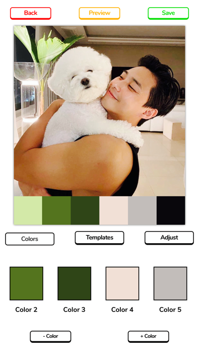 ColorPalette: Swatch Maker screenshot 5