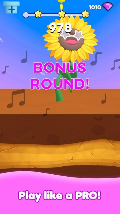 Dancing Sunflower:Rhythm Music screenshot-4