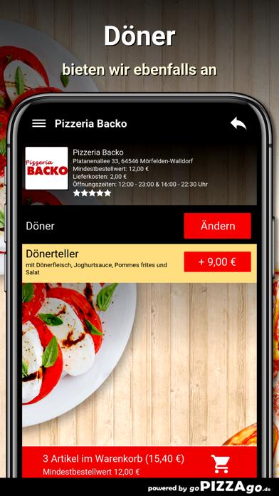 Backo Mörfelden-Walldorf screenshot 6