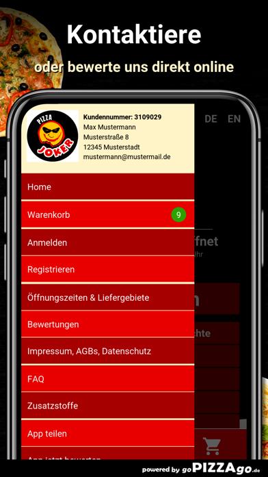 Pizza Joker Darmstadt screenshot 3