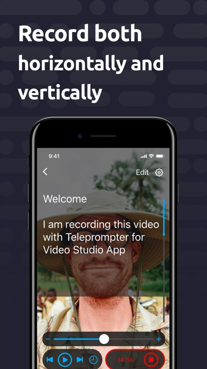 Teleprompter for Video Studio screenshot-4