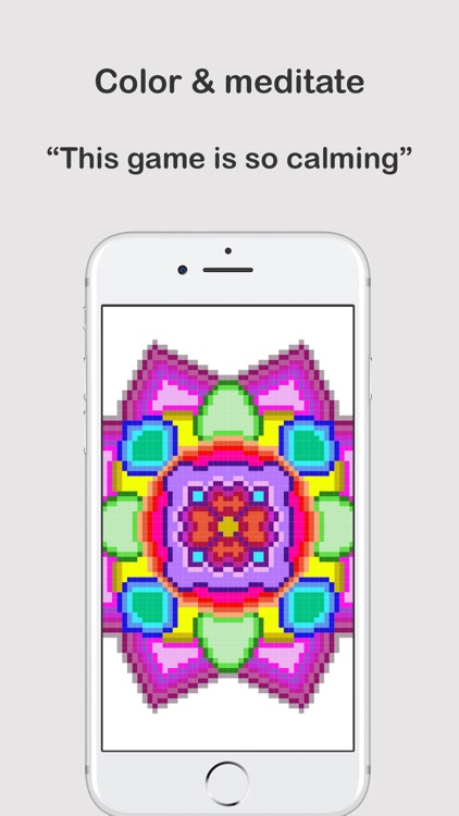 Pixel Color - Color by Number