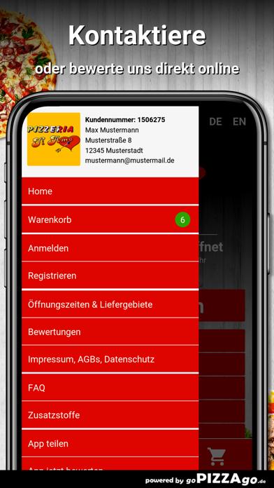Pizzeria Ti Amo Münster screenshot 3