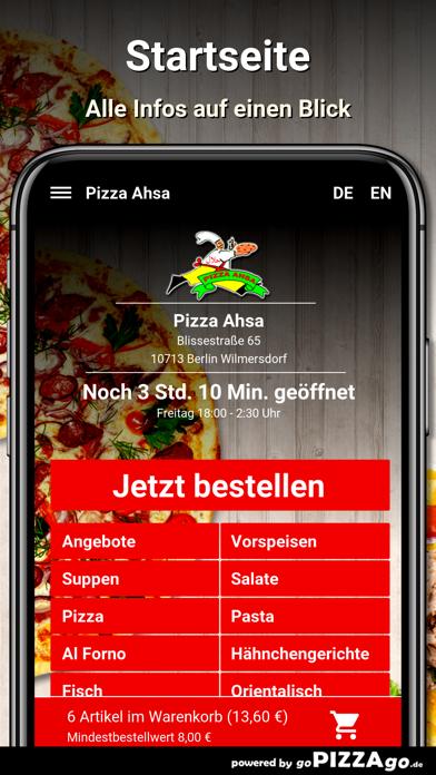 Pizza Ahsa Berlin Wilmersdorf screenshot 2