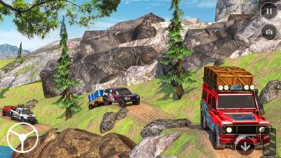 エクストリーム 運転中 4x4 未舗装道路紹介画像2