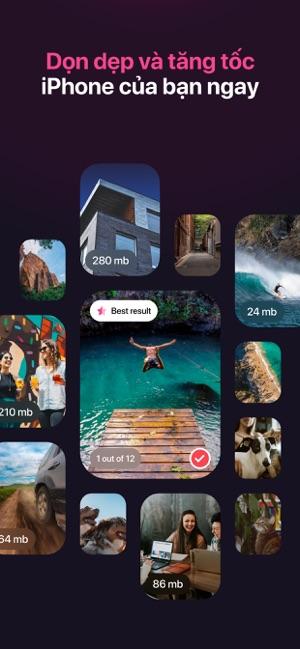 Trình Dọn Dẹp Rác Cho iPhone