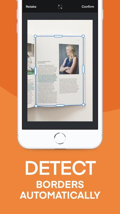 Scanner Vault - PDF Scan App