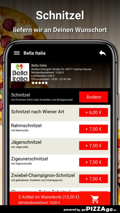 Bella Italia Castrop-Rauxel screenshot 6