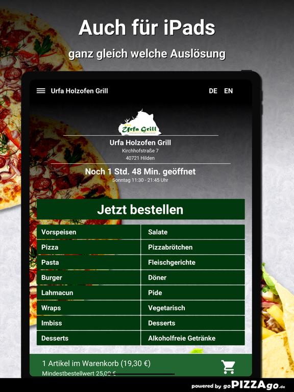 Urfa Holzofen Grill Hilden screenshot 7