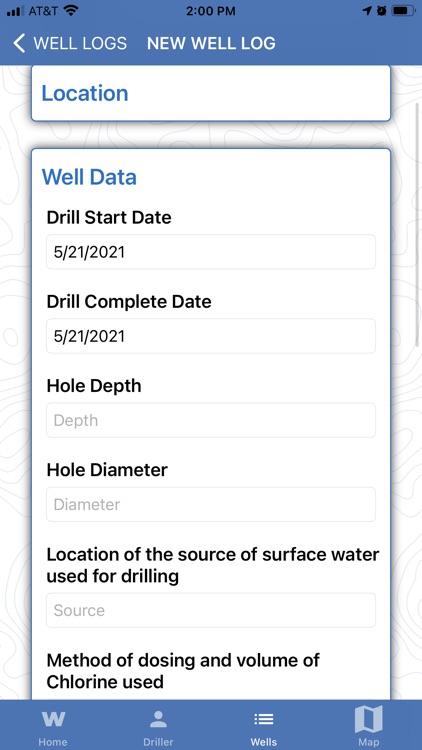 Water Well Logger screenshot-3