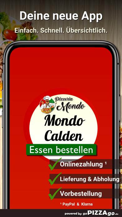Pizzeria Mondo Calden screenshot 2