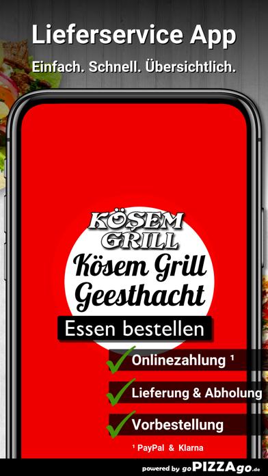 Kösem Grill Geesthacht screenshot 1