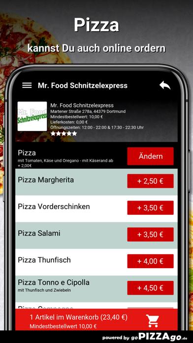 Mr. Food Dortmund screenshot 5