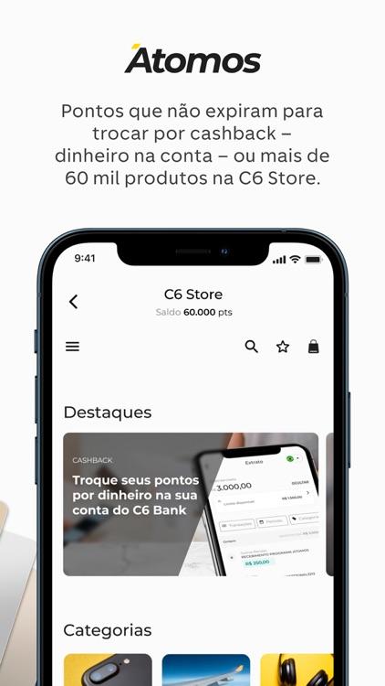 C6 Bank: Cartão, conta e mais! screenshot-5