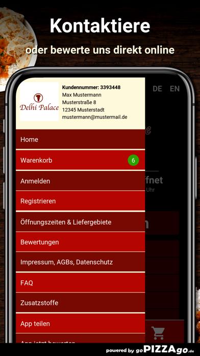 Delhi Palace Seeheim-Jugenheim screenshot 3