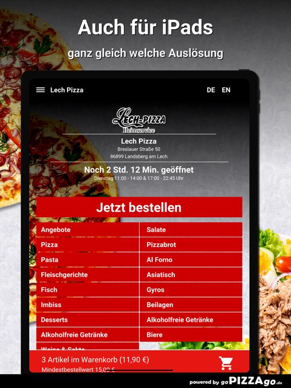 Lech Pizza Landsberg am Lech screenshot 7