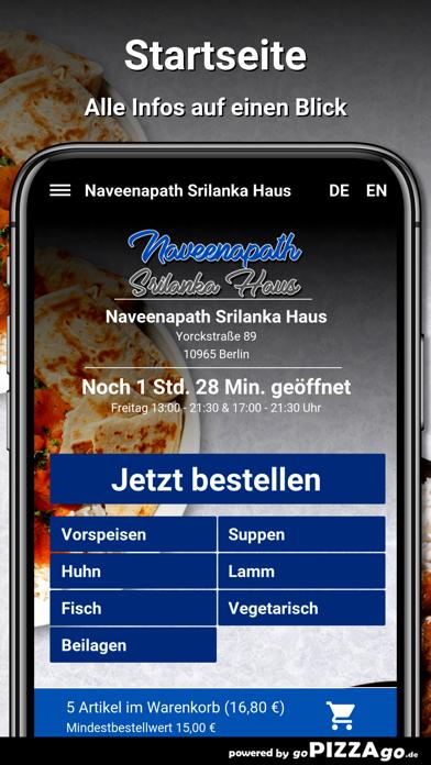 Naveenapath Srilanka Haus Berl screenshot 2