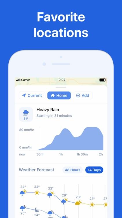 RainViewer: Live Weather Radar