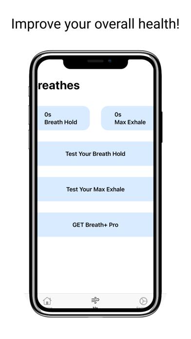 Breath+ screenshot 3