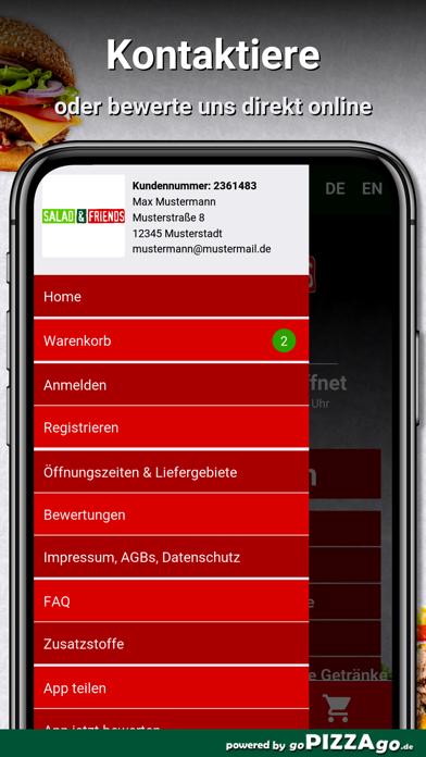 Salad & Friends Bremen screenshot 3