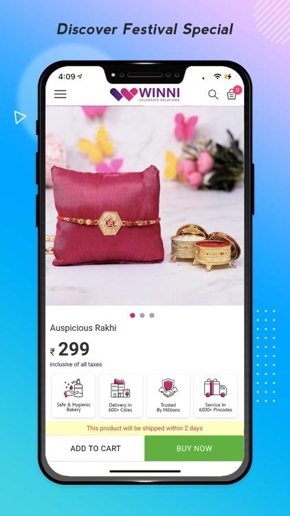 Winni - Cakes, flowers & gifts screenshot-4