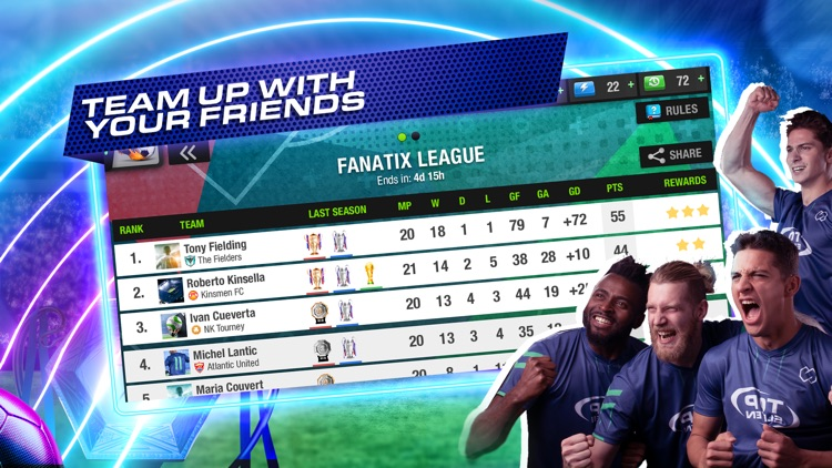 Top Eleven Be a Soccer Manager screenshot-5