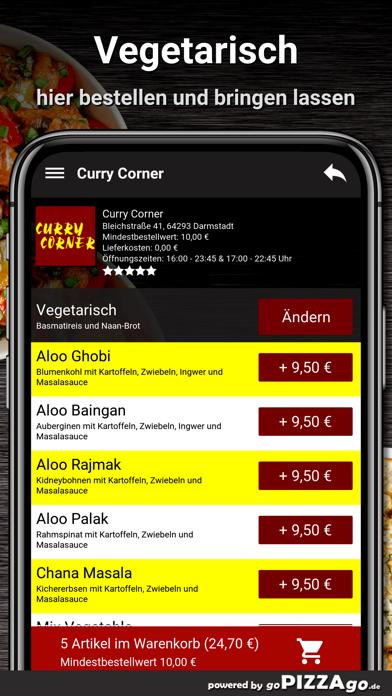 Curry Corner Darmstadt screenshot 6