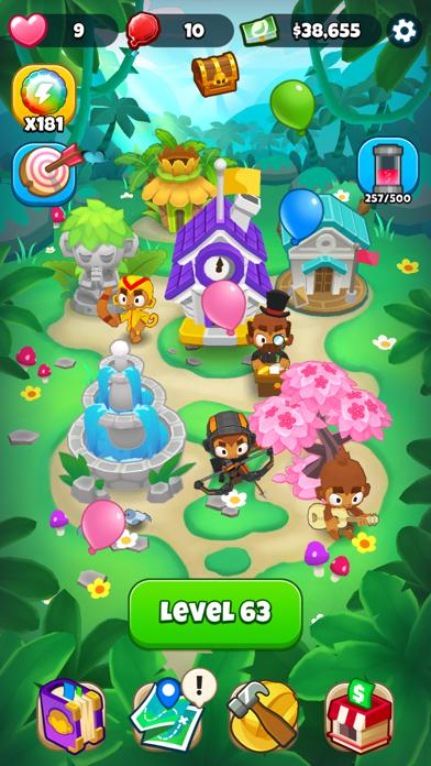 Bloons Pop! screenshot 1
