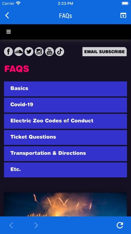 Electric Zoo: Supernaturals