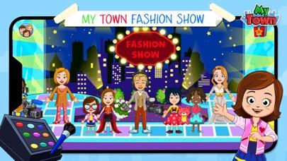 My Town : Fashion Show Dressup screenshot 1