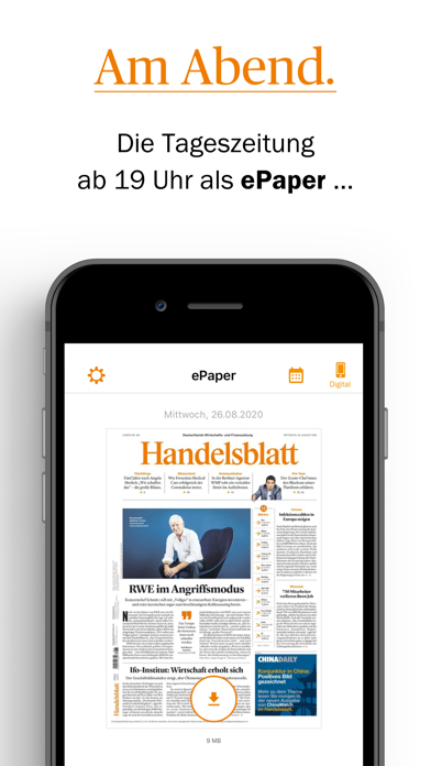 Handelsblatt - Nachrichtenのおすすめ画像6