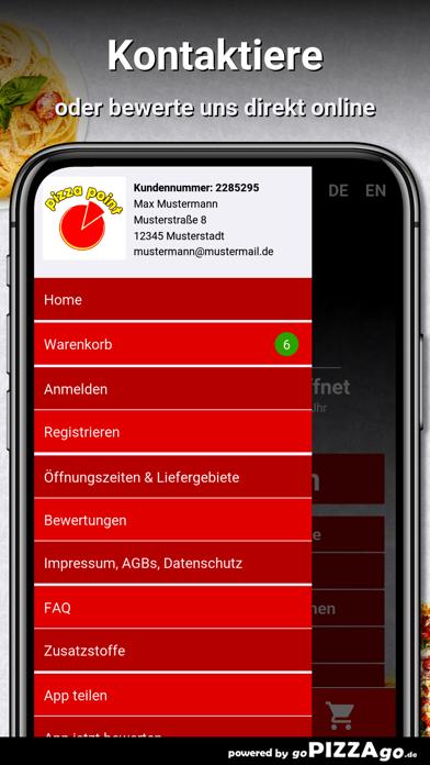 Pizza Point Herne Herne screenshot 3