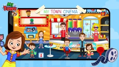 My Town : Cinema movies screenshot 1
