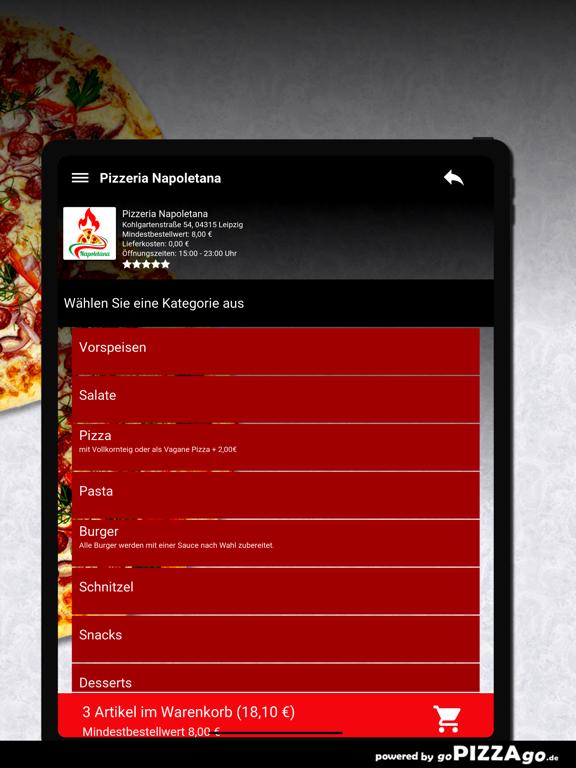 Pizzeria Napoletana Leipzig screenshot 8
