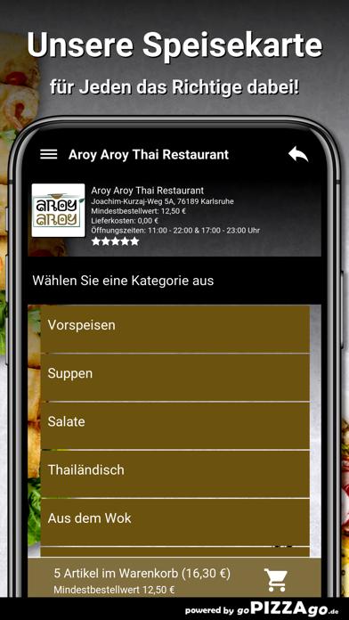 Aroy Aroy Karlsruhe screenshot 4