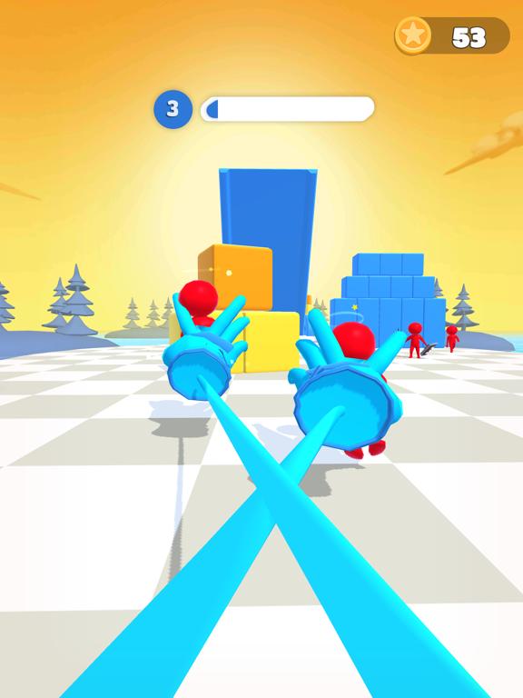 Hand Fighter 3D screenshot 8