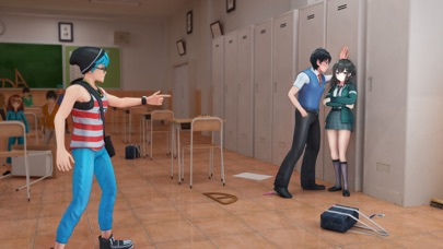 High School Bully: Gang Fight Screenshot on iOS
