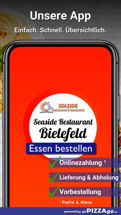 Seaside Restaurant Bielefeld screenshot 1